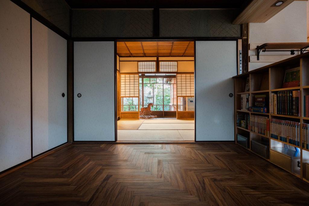 京都・北大路の家
